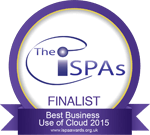 ISPA Finalist Best Use of Cloud
