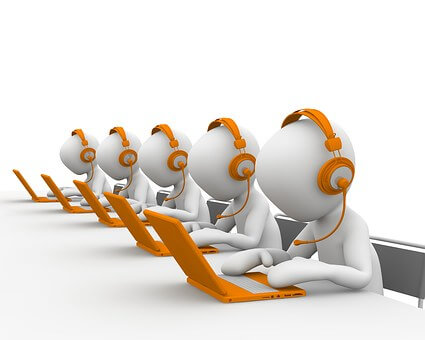 Online call centre software